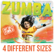 Zumba or Fitness lessons flyer - GraphicRiver Item for Sale