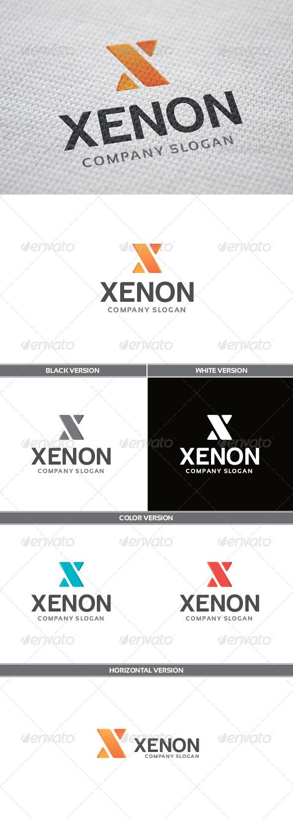 GraphicRiver Xenon Logo 5221494