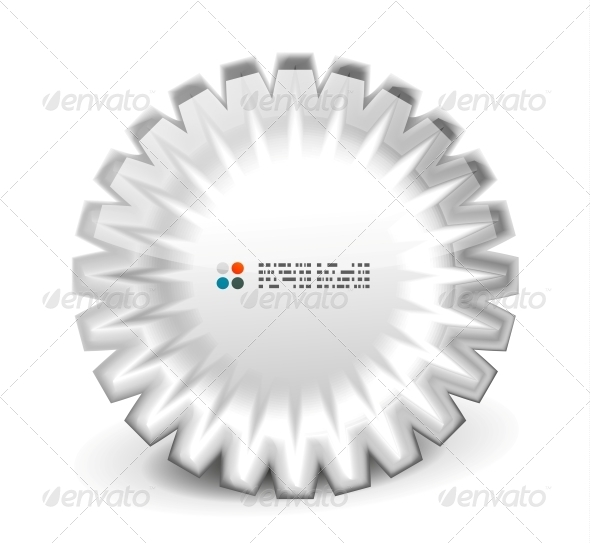 GraphicRiver 3D Round Shapes Banner 5223292