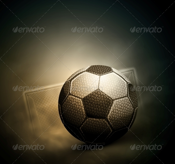 GraphicRiver Soccer Background 5223436