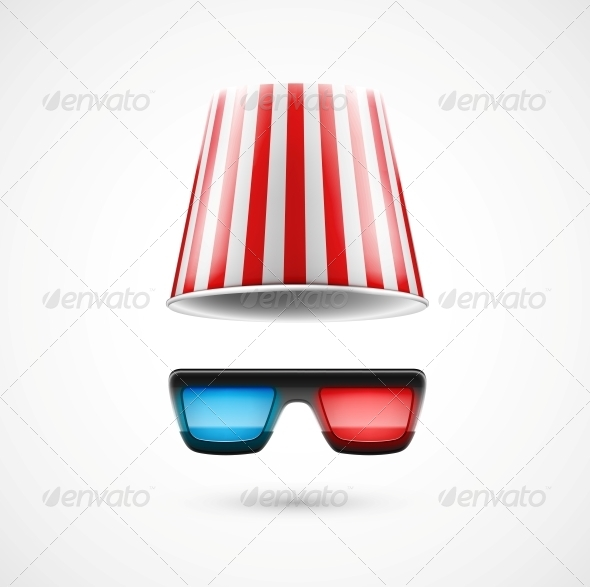 GraphicRiver Accessories Film Fan 5223452