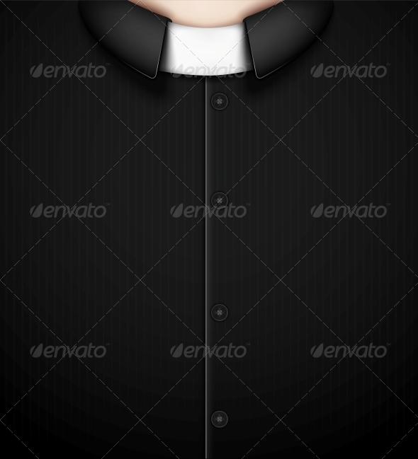 GraphicRiver Costume Priest 5223597