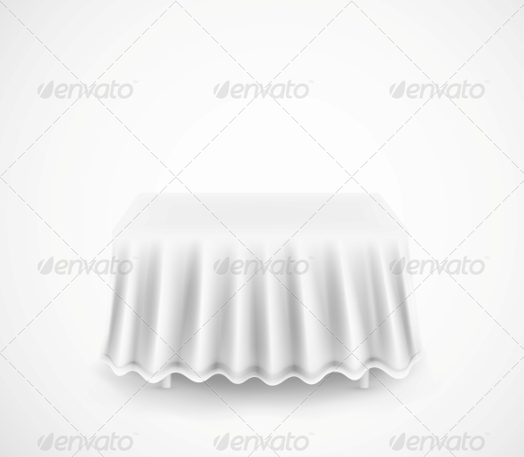 GraphicRiver Dining Table 5223598