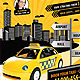 Taxi/Cab Flyer - GraphicRiver Item for Sale