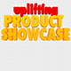 Uplifting Product Showcase - AudioJungle Item for Sale