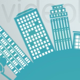 City Skyline Loop Background Pack - VideoHive Item for Sale
