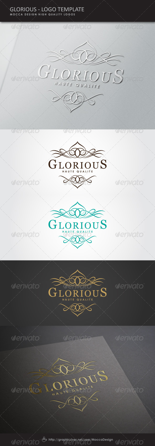 GraphicRiver Glorious Logo 5225004