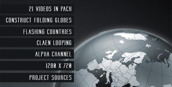 Globe Countries 2