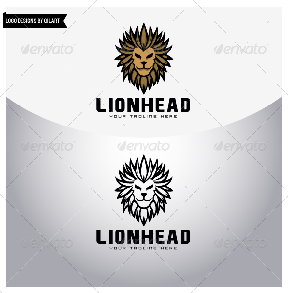 GraphicRiver Lion Head 5220331