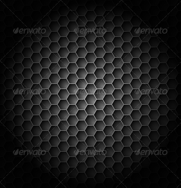 GraphicRiver Black Carbon Lining Machines 5228715