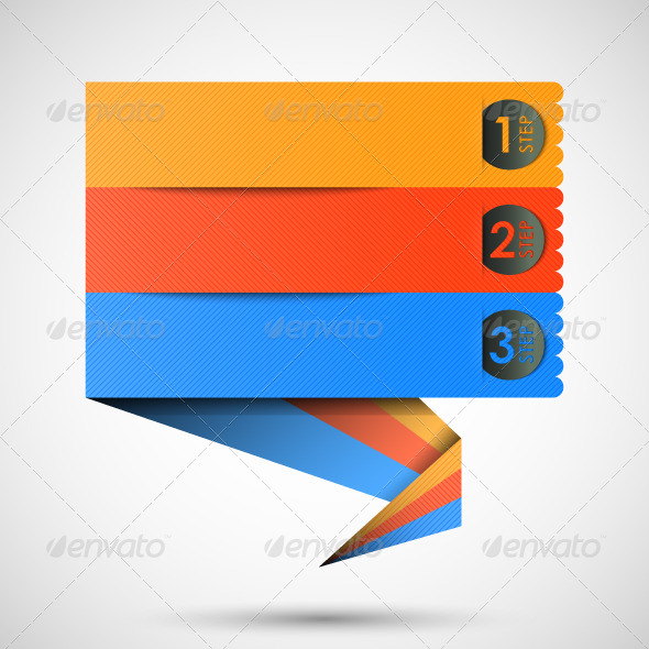 GraphicRiver Step Background 5228987