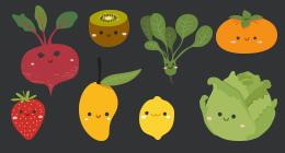 Veggies and Fruities