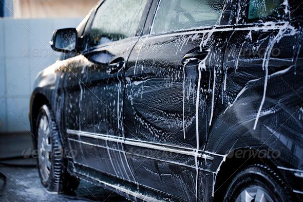 PhotoDune Car Wash 537713