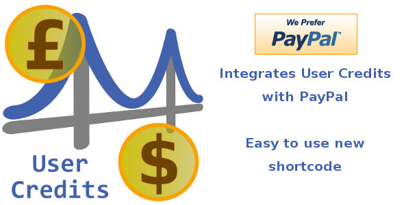 CodeCanyon User Credits for WordPress PayPal IPN Add-On 5229400