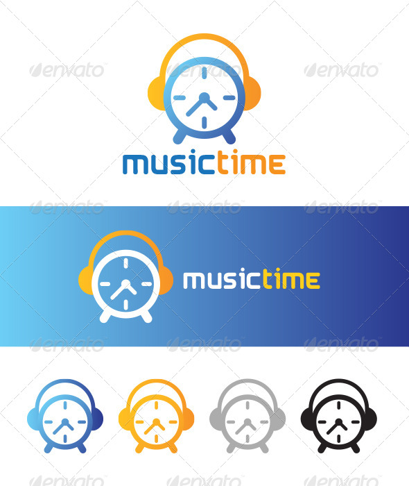 GraphicRiver Mucic Time 5212168