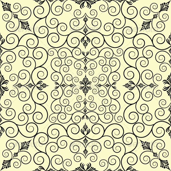 GraphicRiver Seamless Classic Pattern 5230578