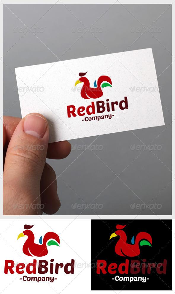 GraphicRiver Red Bird Company 5216342