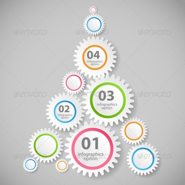GraphicRiver Infographic Business Template Vector Illustration 5231224