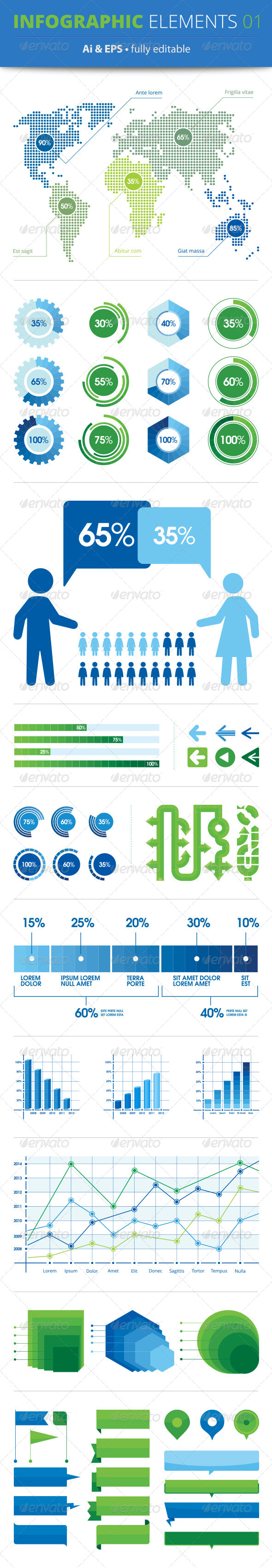 GraphicRiver Infographic Elements 01 5189579