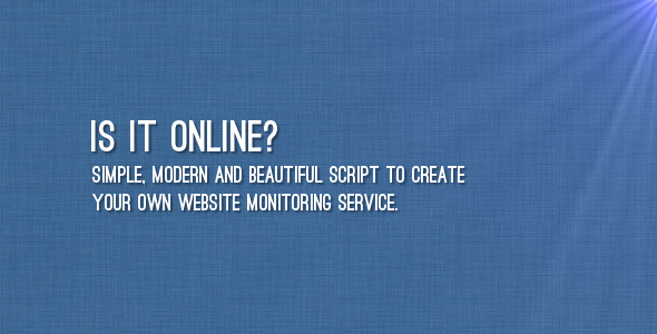 CodeCanyon Is It Online 5232123