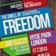 Indie Festival Flyer / Poster Vol.3 - GraphicRiver Item for Sale