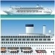 Highly Detailed Cruise Ship - GraphicRiver Item for Sale