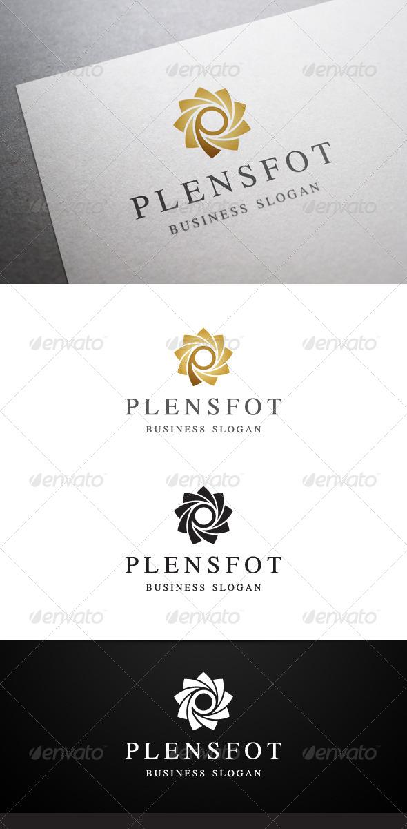 GraphicRiver Plensfot Logo 5233113
