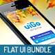 uiGo » iOS Flat UI Bundle - GraphicRiver Item for Sale