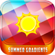 Summer Gradients - GraphicRiver Item for Sale