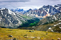 Rocky Mountains in Jasper National Park, Canada - PhotoDune Item for Sale