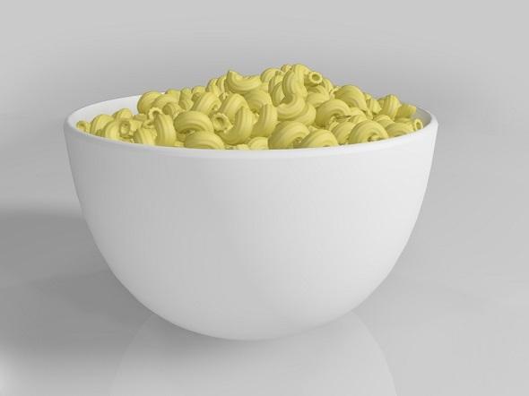 3DOcean Pasta Dinner 5231564
