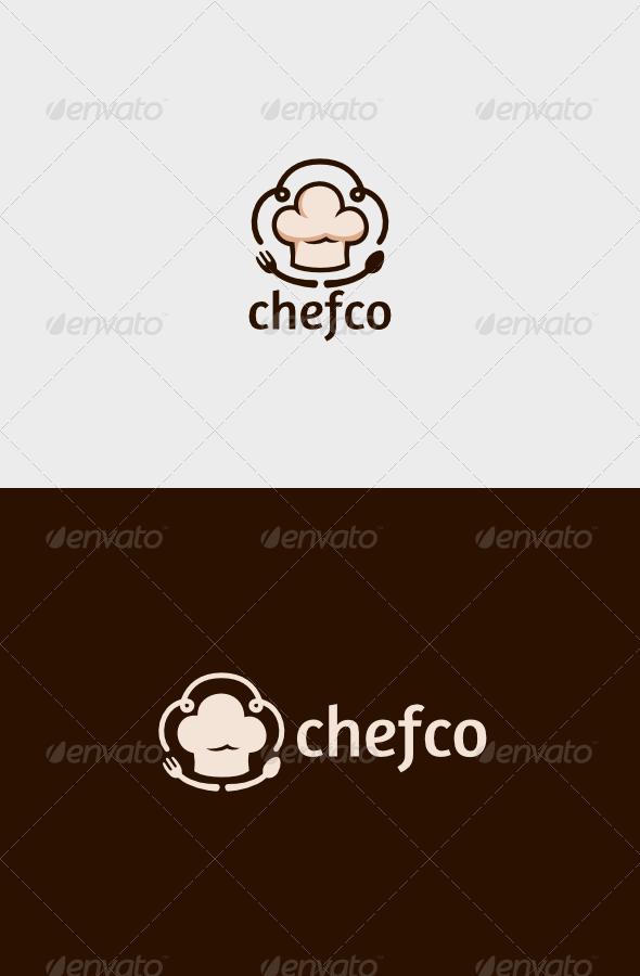GraphicRiver Chefco Logo 5182893