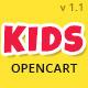 Kids Planet – Responsive Retina OpenCart Theme  Free Download