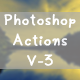 Photoshop Cool Actions V-3 - GraphicRiver Item for Sale