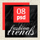 GE Trends – Fashion PSD Templates - ThemeForest Item for Sale