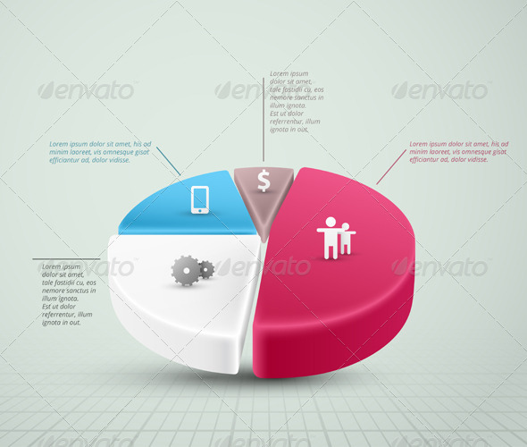GraphicRiver Pie Chart 5134023