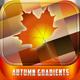 Autumn Gradients - GraphicRiver Item for Sale