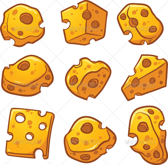 GraphicRiver Swiss Cheese 5235748