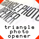 Triangle Photo Opener - VideoHive Item for Sale