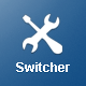 Switcher – Frontend theme customizer for WordPress