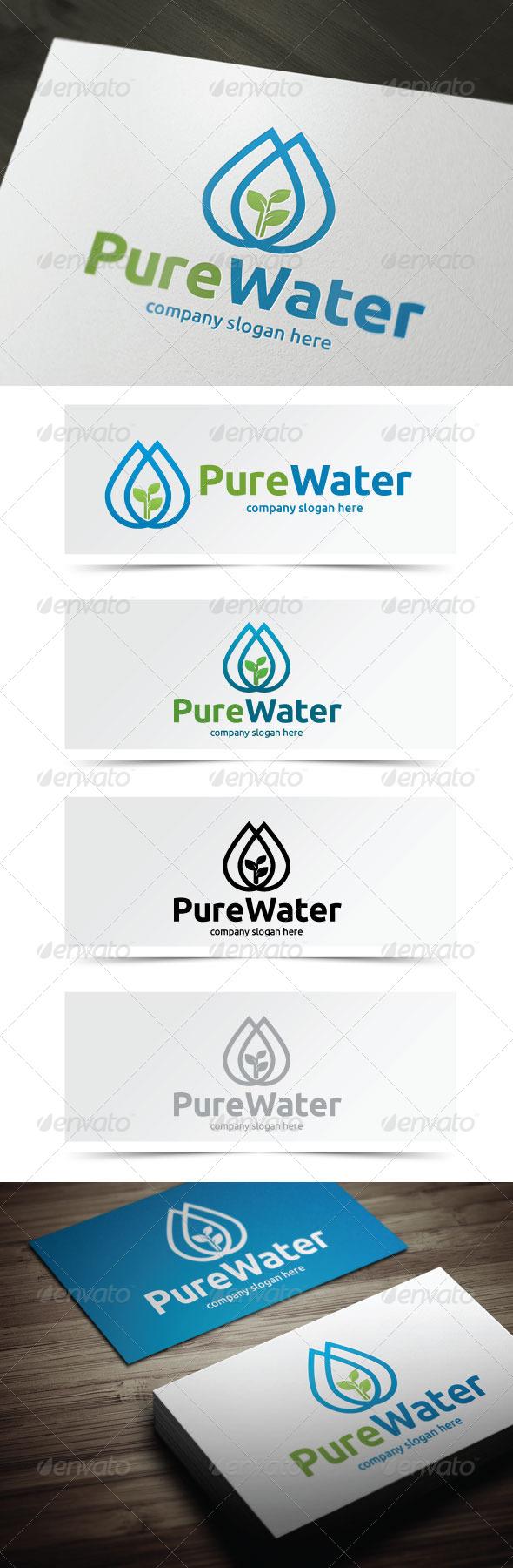 GraphicRiver Pure Water 5236971