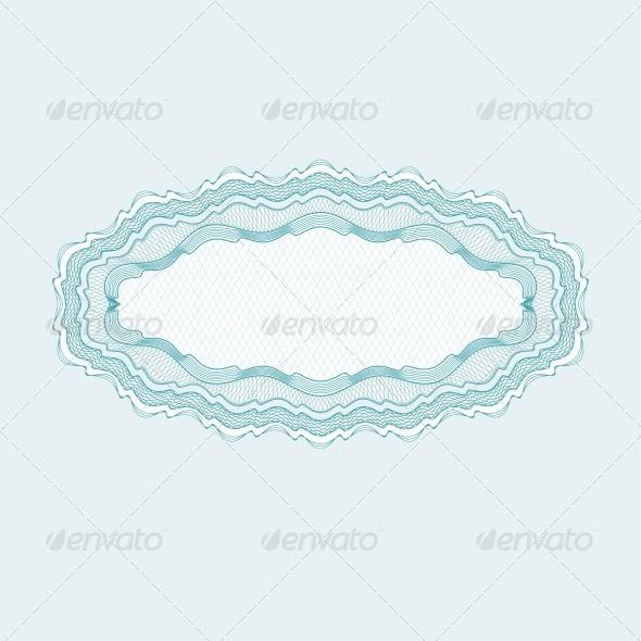 GraphicRiver Guilloche Rosette 5237698
