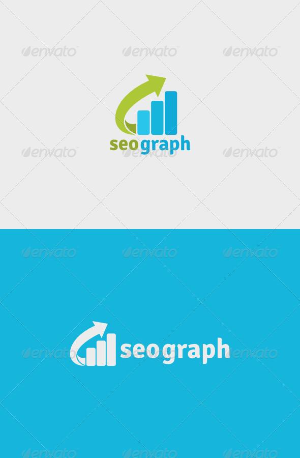 GraphicRiver Seo Graph Logo 5237718