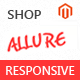 Allure Responsive Magento Theme - ThemeForest Item for Sale