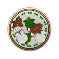 Christmas Plate  - PhotoDune Item for Sale