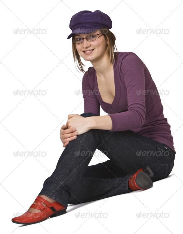 Fashion Model  - Stock Photo - Images