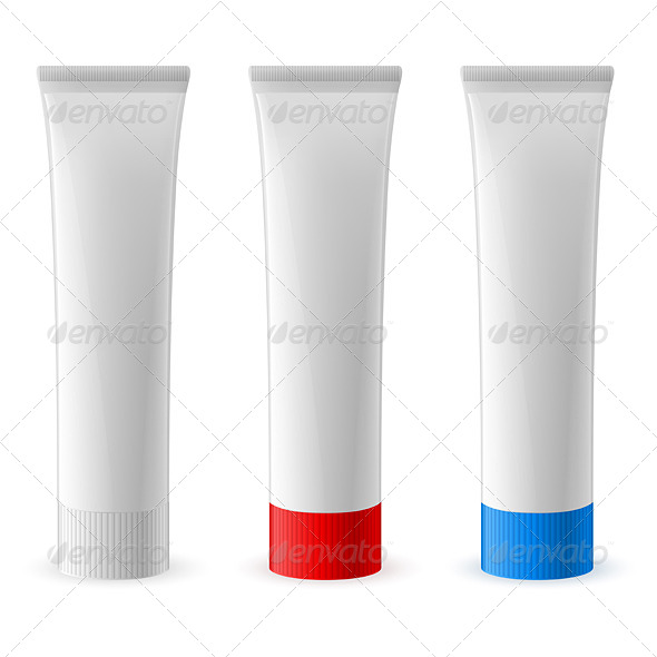 GraphicRiver Toothpaste Tube 5240407
