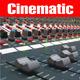 Dark Cinematic Trailer Intro