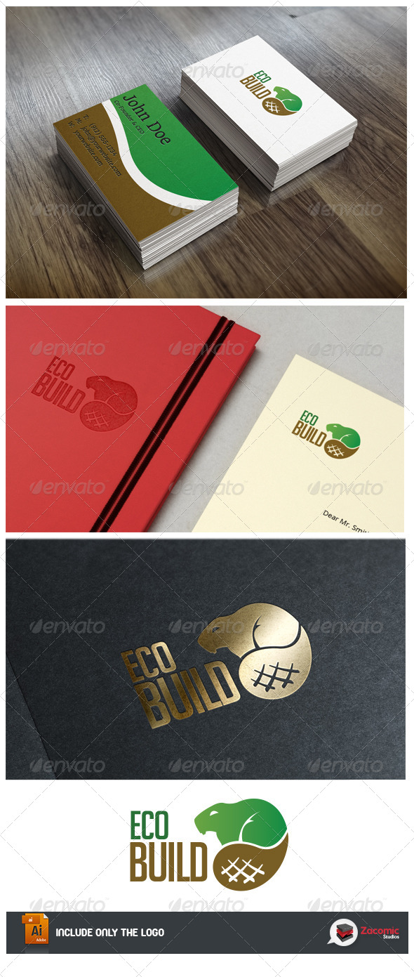 GraphicRiver Eco Build 5241667