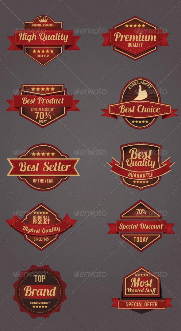 GraphicRiver Label Templates 5241675
